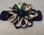 Seattle Mariners headband ~2