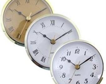Clock Movement Bezel Insert 3-9/16 inch