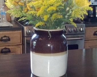 Vintage Pottery Vase/Urn