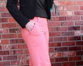 Actriz Trouser. Coral. Large