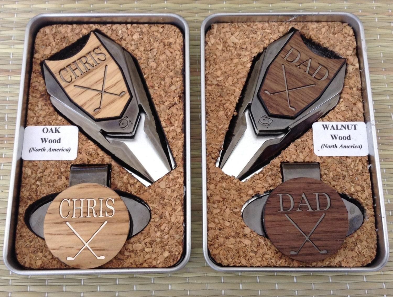 Custom Groomsmen Gift Personalized Golf Ball Marker By