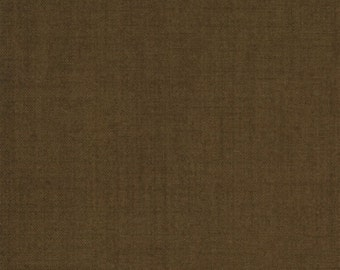 French General Favorites - Solid in Brown by French General for Moda Fabrics
