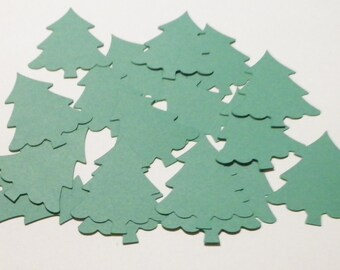 Christmas Trees - 2 1/2 inches - 18