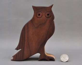 Owl Piggy Bank Animal Money Bank for Kids, Collectors Baby Showers Birthday Gifts Boys Girls children Toy coin Bank wise Owl