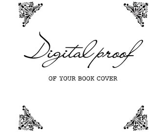 Digital Proof of Your Book Cover