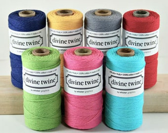 NEW** Solid 7 Divine Twine