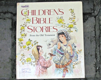 Children's Bible Stories From the Old Testament Retold by Ruth Hannon