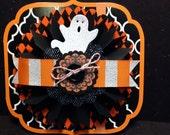 Halloween Card, Ghost