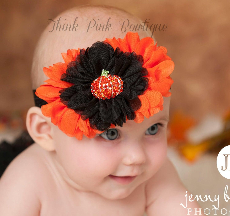 Halloween Headband Baby Headbandbaby Headbandsbaby Girl