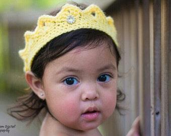 Crown or Tiara (fits newborn to child)