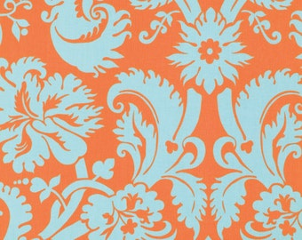 Amy Butler BELLE - Acanthus in Duck Egg AB109 - Rowan Westminster Fabric - 1 Yard
