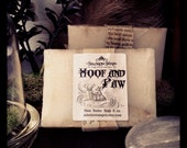 Hoof and Paw Toasted Rice Pudding Glycerine Shea Butter Oatmeal Soap