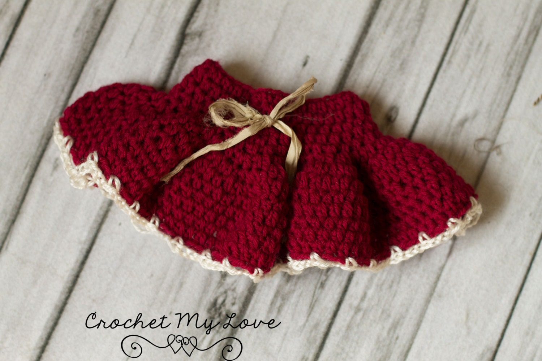 CROCHET PATTERN baby skirt pattern crochet skirt pattern