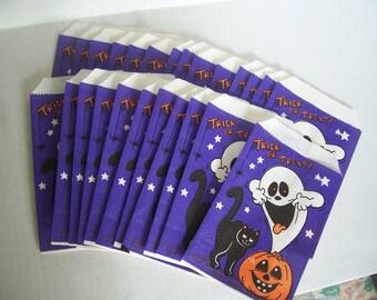 Vintage Halloween Treat Bags Mega Lot of 25