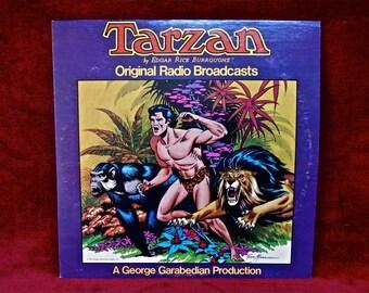 TARZAN - Tarzan - 1974 Vintage Vinyl Record Album