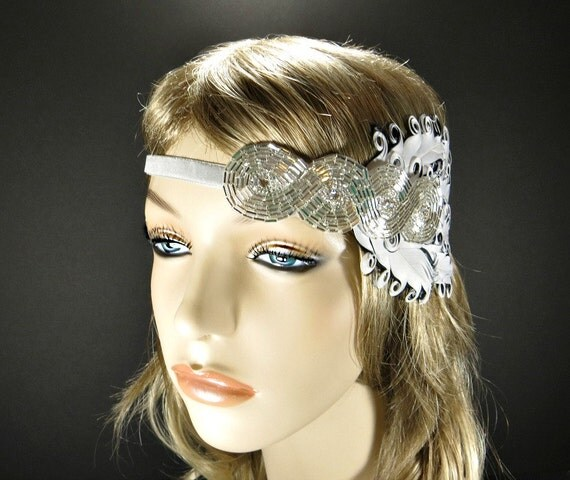 Flapper Headpiece Australia Flapper Headpiece