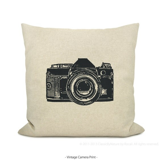 Custom Throw Pillow Cases : Personalized throw pillow case Decorative by ClassicByNature