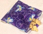 Reusable Snack Bag - Tinkerbell