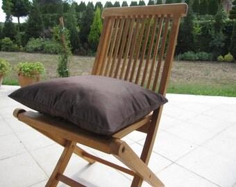 Summer fashion Beach-themed apparel, home decor - Outdoor chair cushion cover Decorative Throw pillow 18 inch- couch sofa euro pillow shams