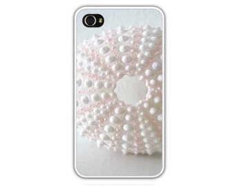 Pink Sea Urchin PhoneCase, iPhone 5, 6 & Samsung s5, Beach, Nautical, Modern Macro Sea Shell, Calling All Beach Combers, FREE SHIPPING USA