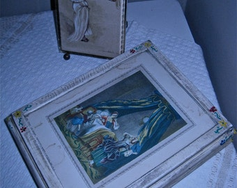 Antique Victorian Vanity Box