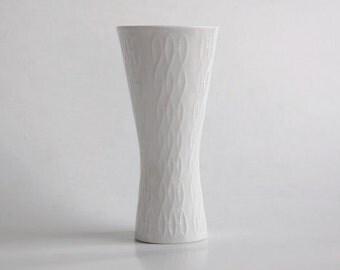 Vintage Op Art Vase - Kaiser 60s