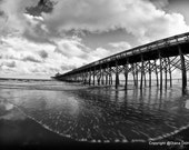 Folly Beach Photography, Charleston SC , Ocean Photos, Sunsets, South Carolina Photos, Pier, Beach Photos