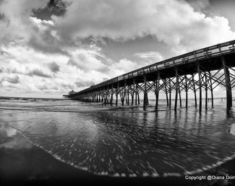 Folly Beach Photography, Charleston SC , Ocean Photos, Sunsets, South Carolina Photos, Pier, Beach Photos