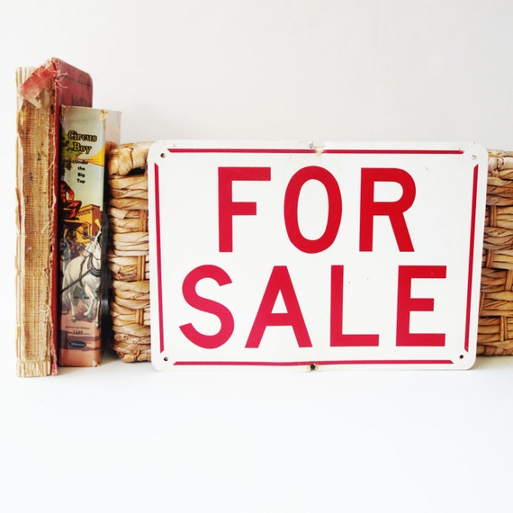 Man Cave Signs For Sale : Items similar to sale vintage tin for sign old