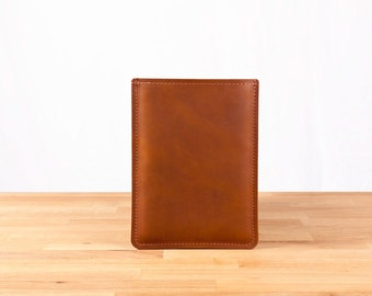 Handmade Leather iPad Mini Case / Sleeve - Brown