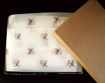 custom photo or logo tissue paper