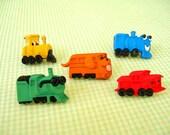 Car Train Airplane Thumbtack or Magnets, Car Push Pin or Magnets, Children Car Notice Board Pins, Thumbtack, Magnets