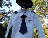 Authentic Toddler Pilot Shirt