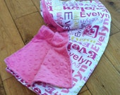 Thats My Name Personalized Custom Blanket for toddler or infant