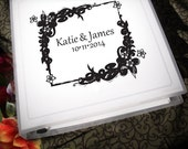 Wedding Planning Binder with Customized Eclectic Logo 10