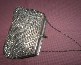 Antique, vintage, little evening purse