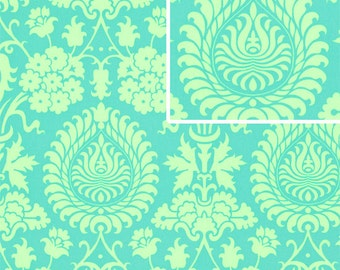 SALE - Home Decor- Amy Butler Love  - Bali Gate - Turquoise 100% Cotton - HDABS21.TURQU