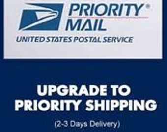 Priority Mail Upgrade for BLAZERS  in the US only