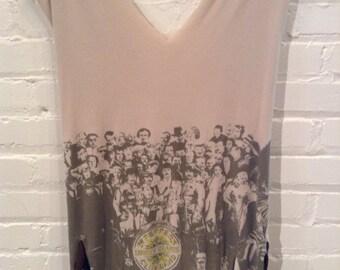 Beatles Sgt Pepper's Shirt Dress