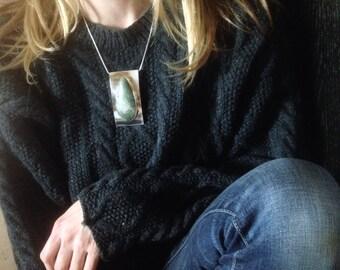 summer Sale Jasper necklace