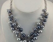 Junior bridesmaid or flower girls necklace 14 or 16 inches.-lg1