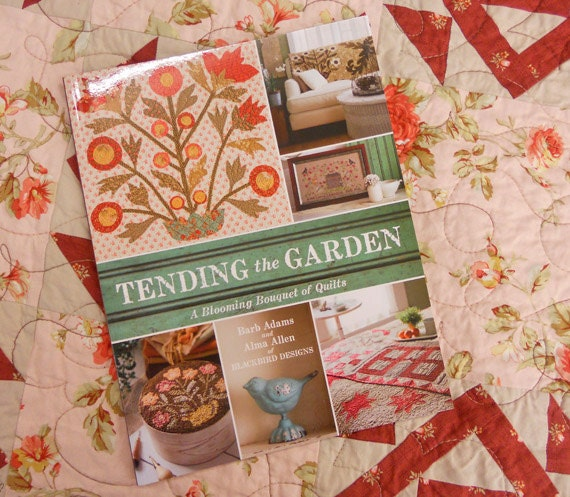 Tending the garden by blackbird designs for Tending to the garden
