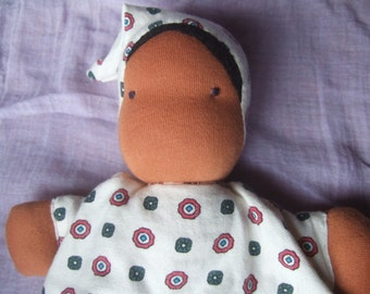 A Sewing Kit to make a baby's first doll or dou dou
