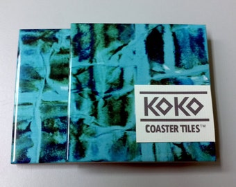 Koko Coaster Tile Twins No. 4