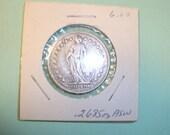 Coin Swiss, Silver 2 Franc, 1920 2 Franc