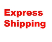 Express Shipping  by Fatwoman Scarf