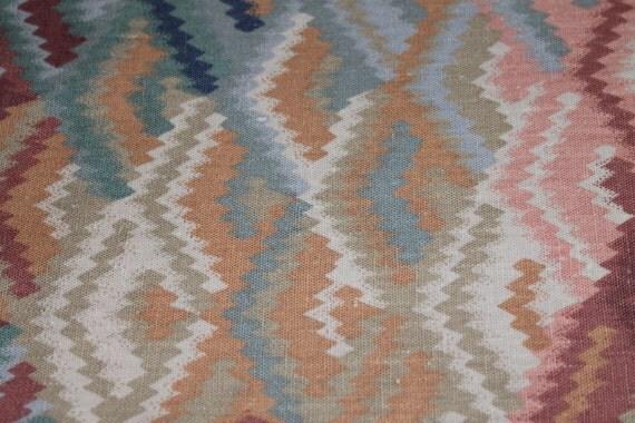Home Decor Fabrics By The Yard: Items Similar To Vintage Home Decor Fabric/Vintage Shell