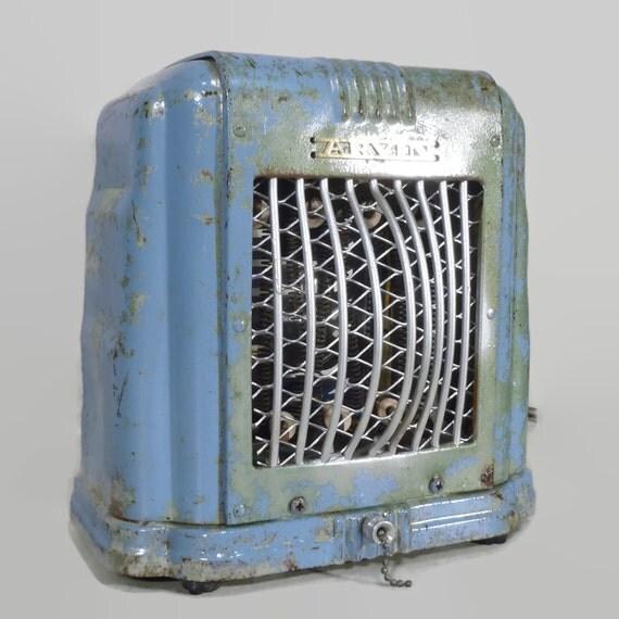 Industrial Lighting Upcycled Lighting Vintage Arvin Heater