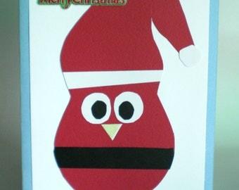 Holiday Card - Owl