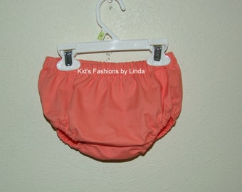 Salmon Diaper Cover